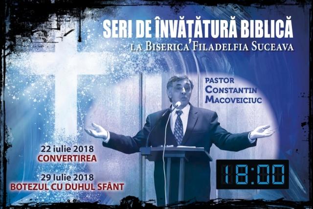 pastor Constantin Macoveiciuc