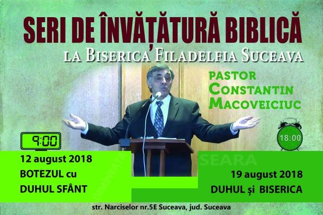 seri de invatatura biblica 3